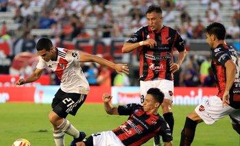 Superliga: Patronato dio el golpe ante River y sumó tres puntos de oro