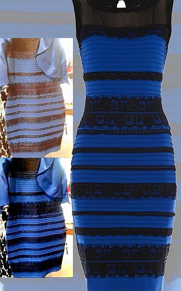 La verdad del vestido azul y negro