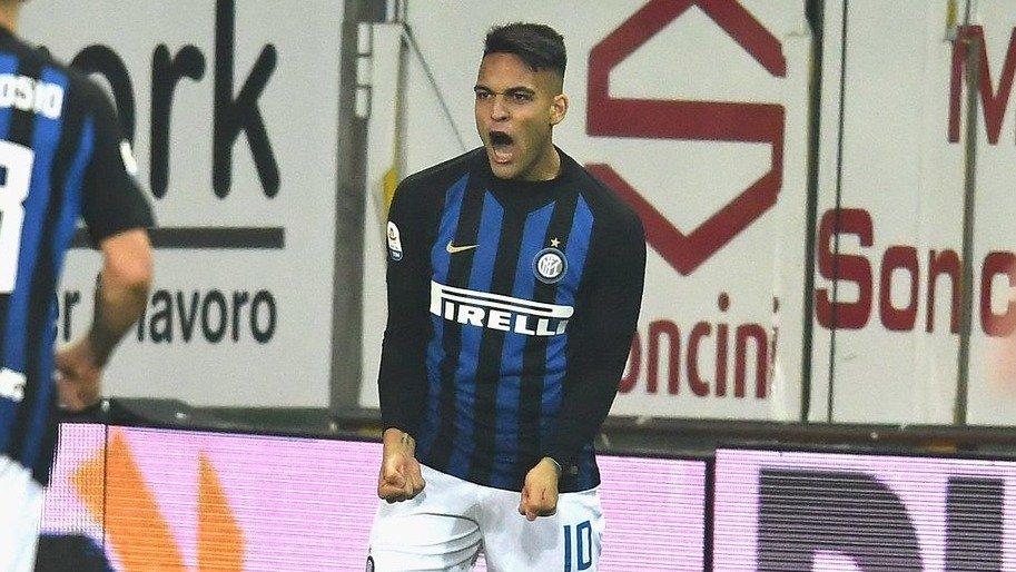 Lautaro Martínez le da el triunfo a Inter, sobre Parma