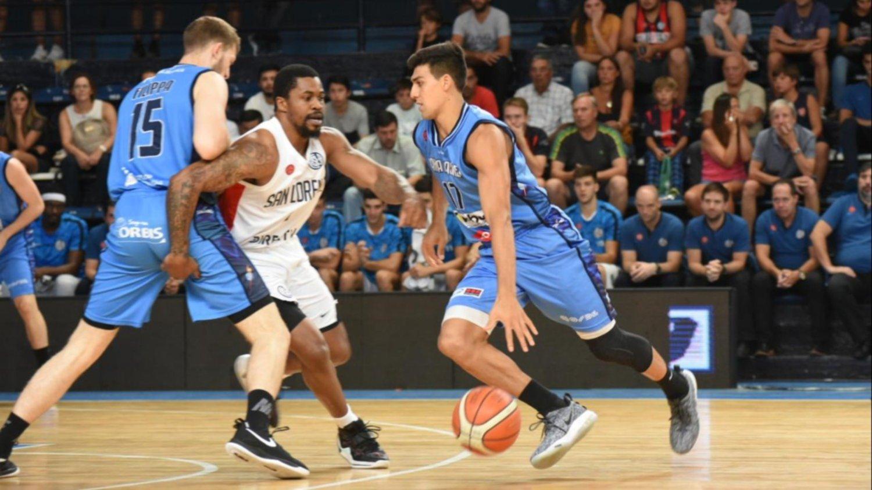 Si Bahía Basket pudo contra el mejor, ¿podrá con Quimsa?