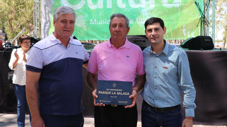El balneario La Salada celebró su 50º aniversario