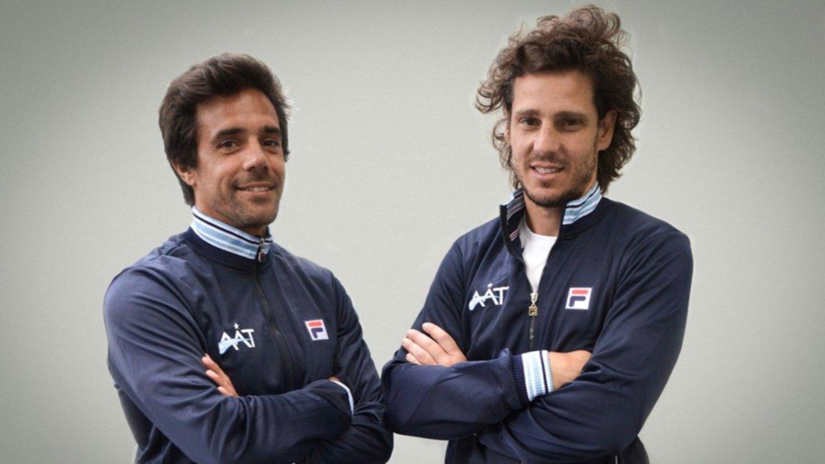 Gastón Gaudio fue confirmado como capitán para la Copa Davis