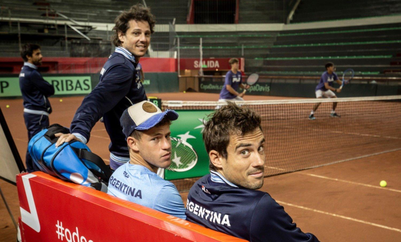 Gaudio será el capitán argentino de Copa Davis en Madrid