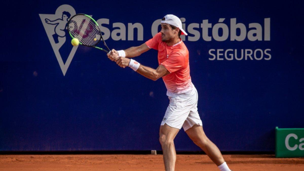 El cuadro del Argentina Open