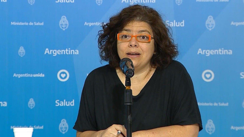 El presidente Alberto Fernández le pidió la renuncia al ministro de Salud, Ginés González García