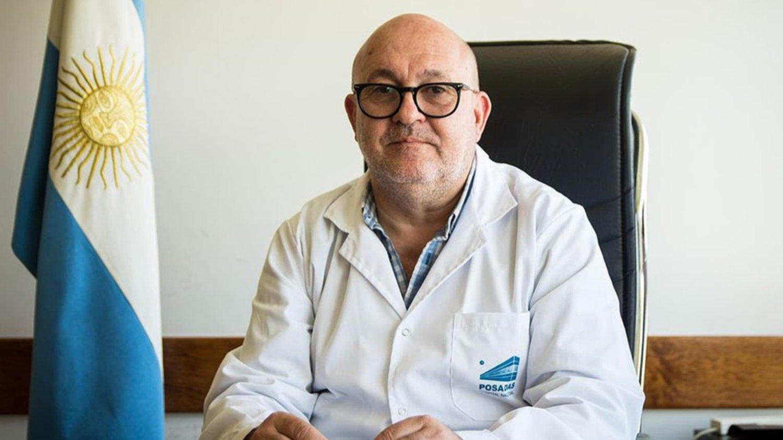 Allanaron el hospital donde se vacunaron Ginés González García y su sobrino