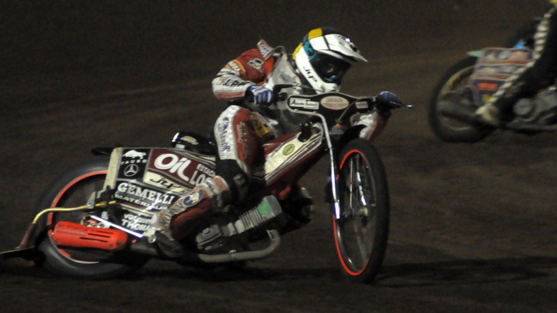 Facundo Cuello se impuso en Speedway