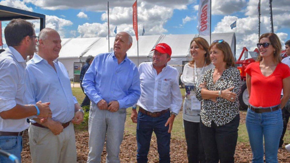 Política | Economía: Para Tinelli, Lavagna es potable