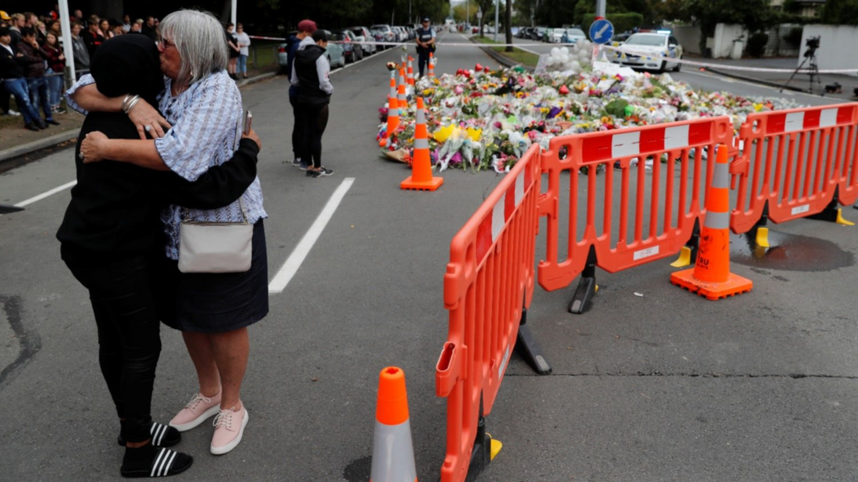 Ardern: Atacante de Nueva Zelanda enfrentará