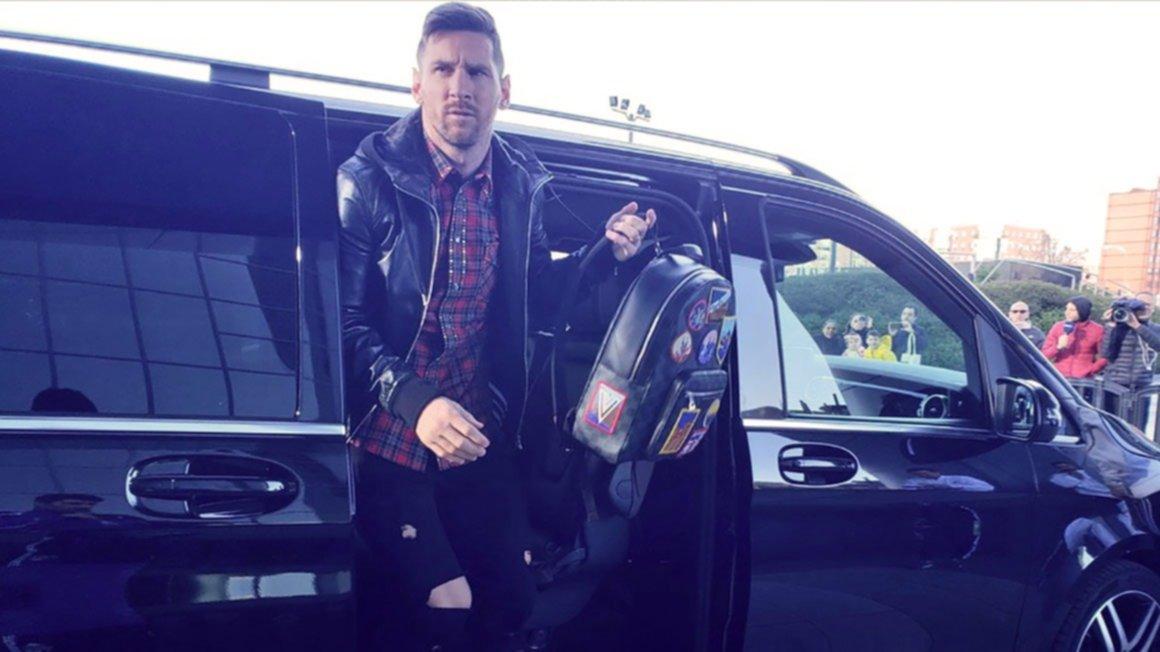 ¡Bienvenido Lionel! Messi se sumó otra vez a la selección