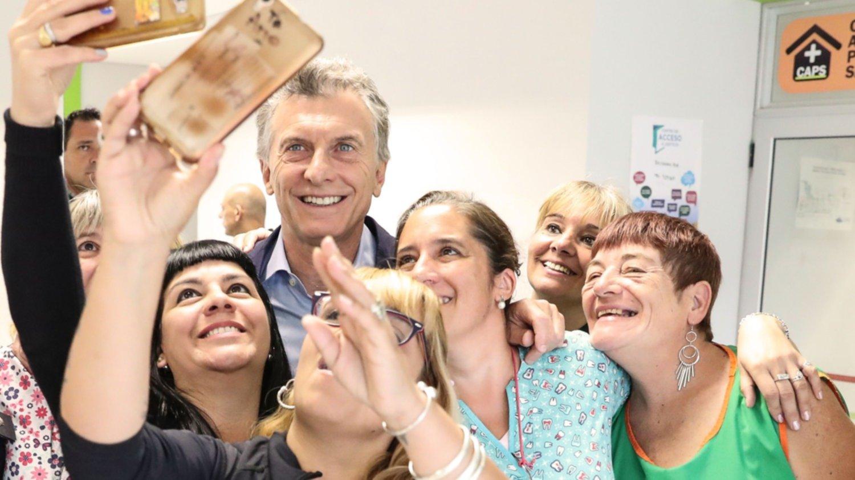Macri aseguró que la Argentina