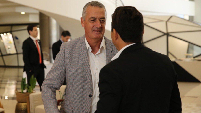 Deportes: La Conmebol distinguió a Marcelo Gallardo en la Cumbre de entrenadores
