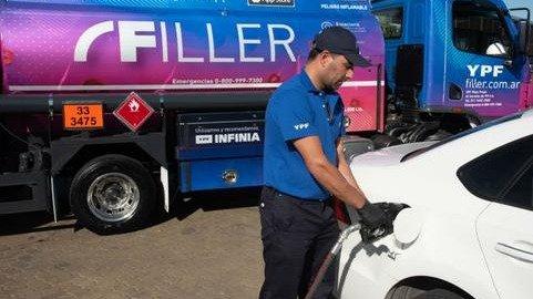 YPF arranca con su servicio de delivery de naftas en Nordelta — Argentina
