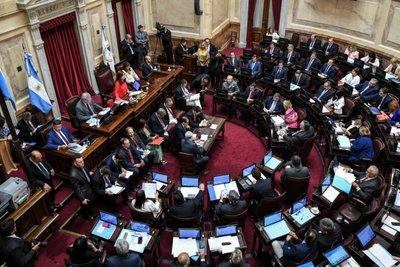 El Senado pone en práctica mañana la Ley Micaela con una capacitación