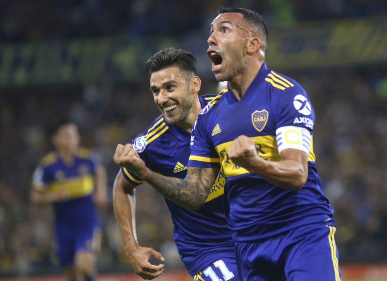 """Me sentí importante en este Boca campeón"""", dijo emocionado Carlos ..."""
