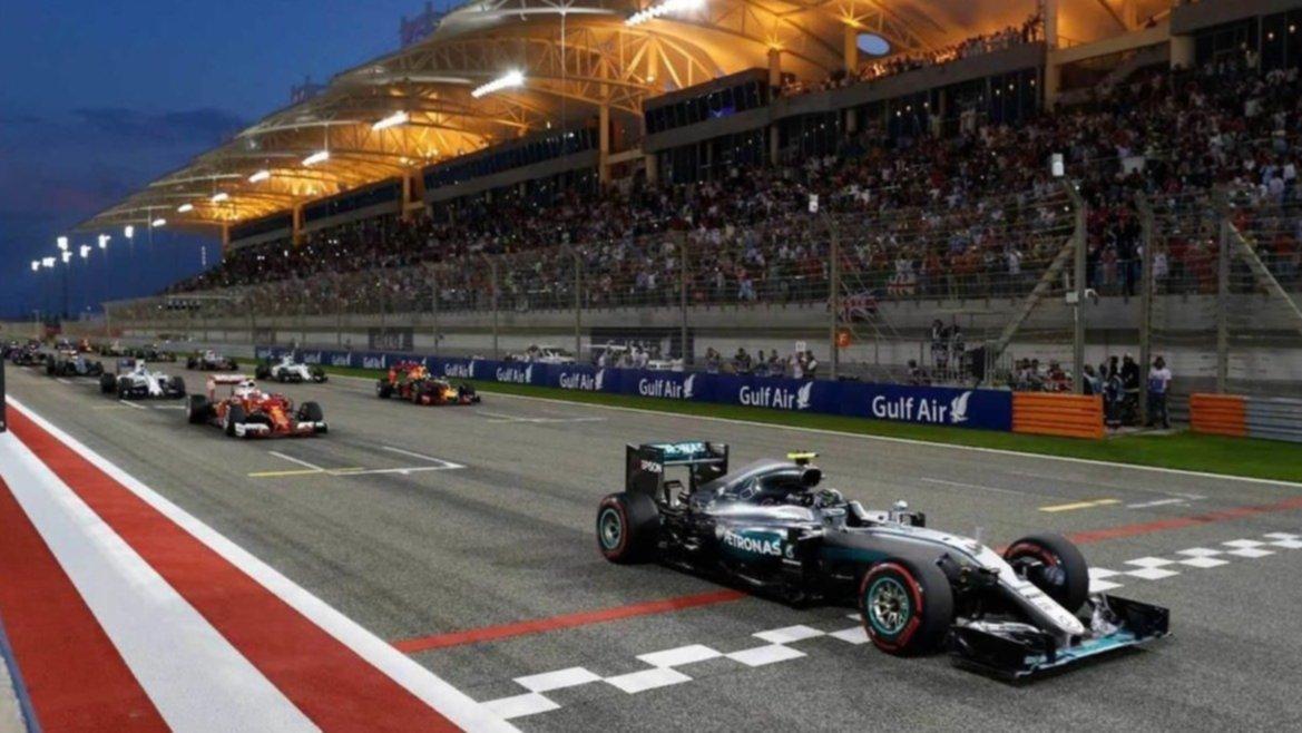 Bahréin cierra las puertas del gran premio de Fórmula Uno