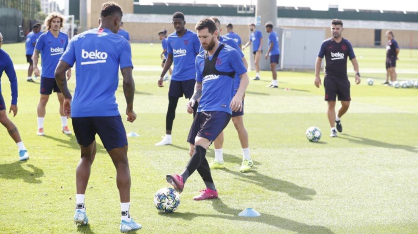 Barcelona plantea rebaja de sueldos