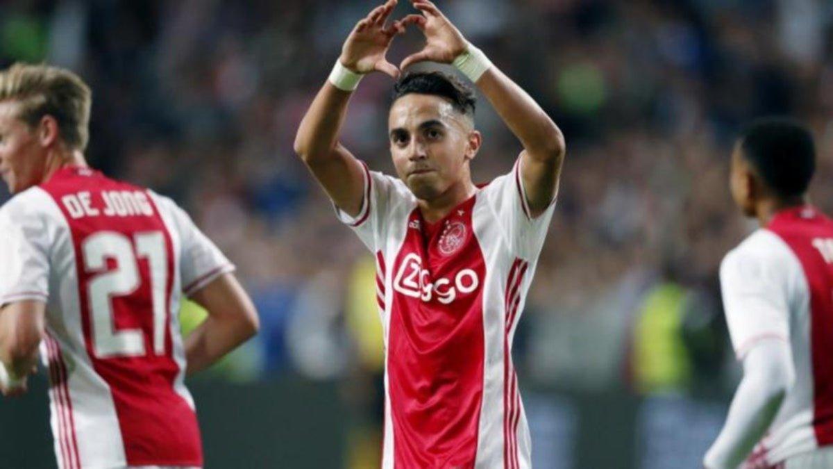 Ajax rompe el contrato de Abdelhak Nouri