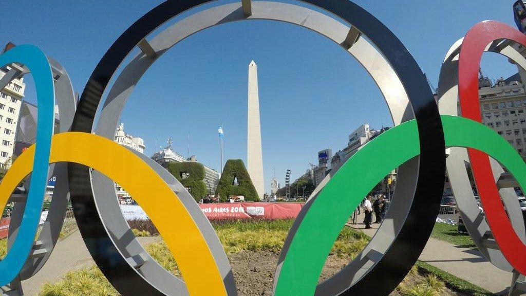 Se Conocio El Lema Oficial De Los Juegos Olimpicos De La Juventud