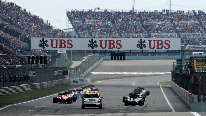 En China no hay muralla que detenga a la Fórmula 1 022e7bc806627