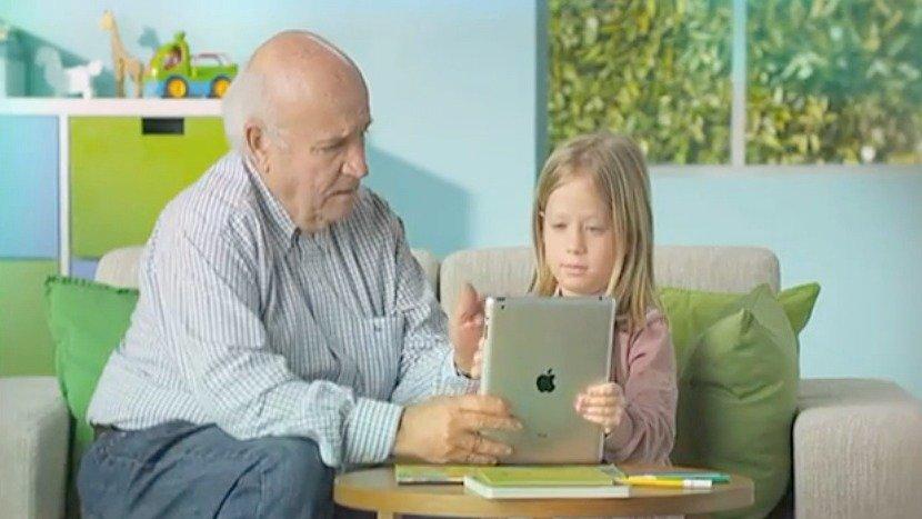 Resultado de imagen para los seniors y su vinculo con la tecnología
