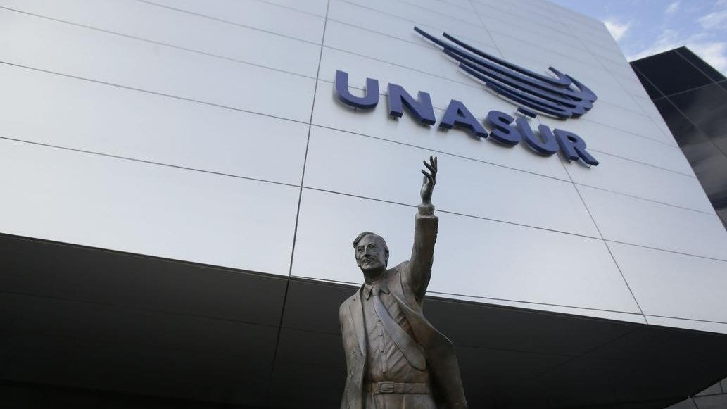 La Argentina confirmó que se retira de la Unasur