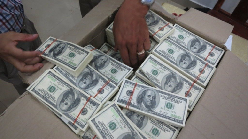 Detectaron USD 400 millones sin declarar en cuentas en el exterior