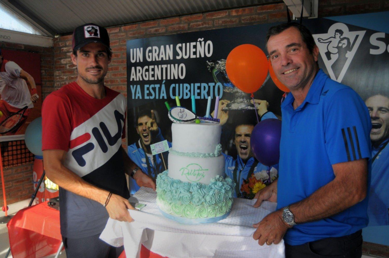 Guido Pella dio el gran batacazo en el Masters 1000 de Montecarlo