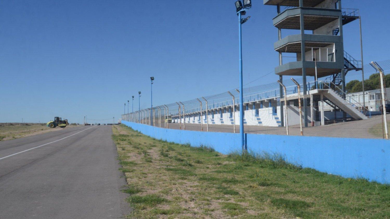 """Obras en el Autódromo: """"Lo tenemos bien encaminado y con grandes avances"""", dijo Leonardo Stella"""