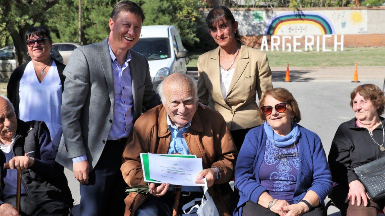 Argerich festejó 110 años de su fundación