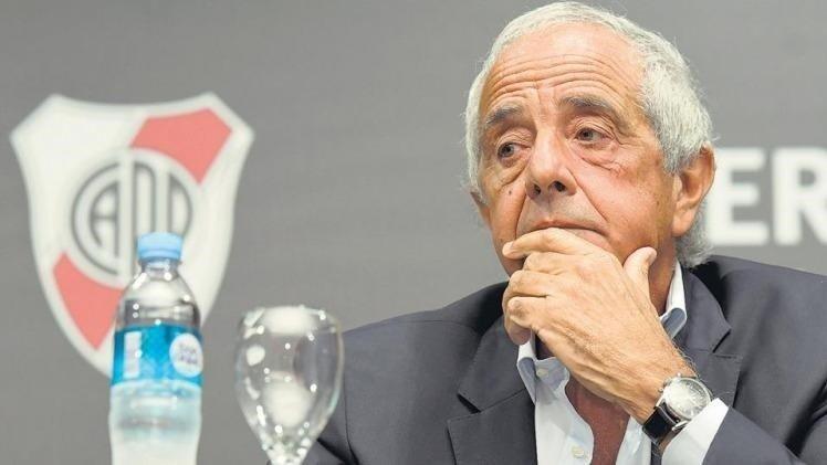 D'Onofrio planteó la posibilidad de compartir estadio con Boca