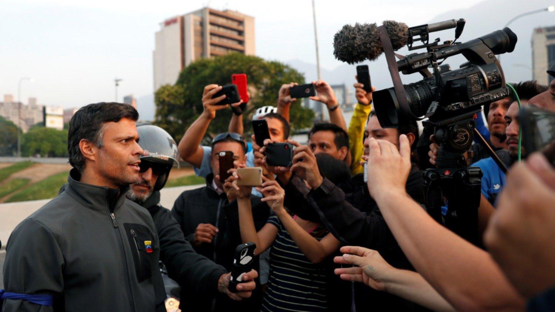 Actualidad: El Gobierno de Argentina apoyó con expectativa la liberación de López