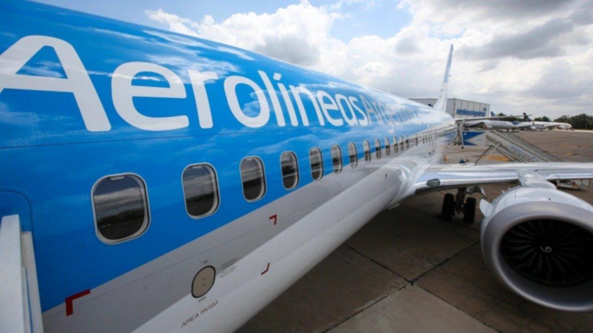 Coronavirus: Programaron dos vuelos a Cancún y Punta Cana