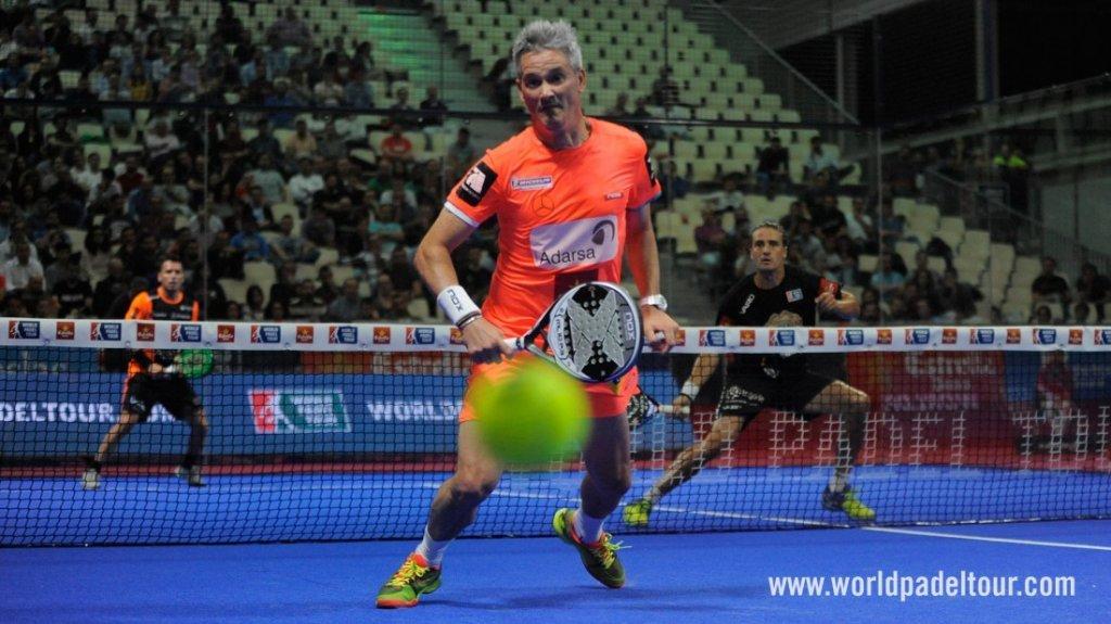 Padel El Bahiense Miguel Lamperti Avanzo A Las Semifinales