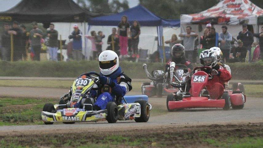Karting: conocé todos los resultados de la cuarta fecha del ABK