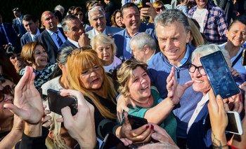 """Macri les pidió a los argentinos """"ponerse de acuerdo"""" para """"crecer y derrotar a la pobreza"""""""