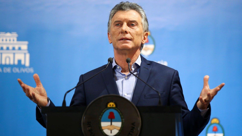 """Macri a los senadores de la oposición: """"No se dejen conducir por las locuras que impulsa CristinaKirchner"""""""