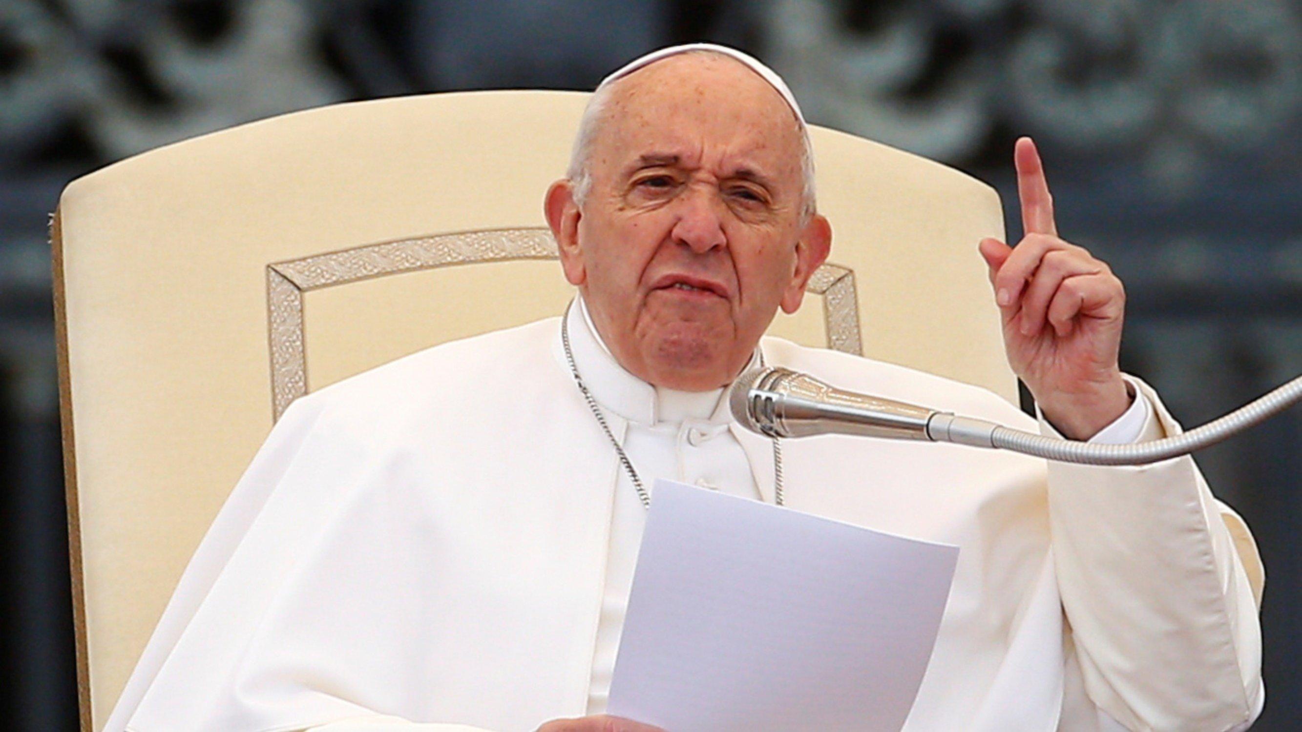 El papa Francisco dijo que vendrá a la Argentina