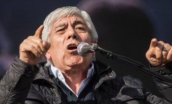 Camioneros: Moyano amenaza con un paro nacional para el jueves 14