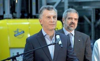 """Macri defendió el acuerdo con el FMI y dijo que """"podemos seguir creciendo por 20 años más"""""""