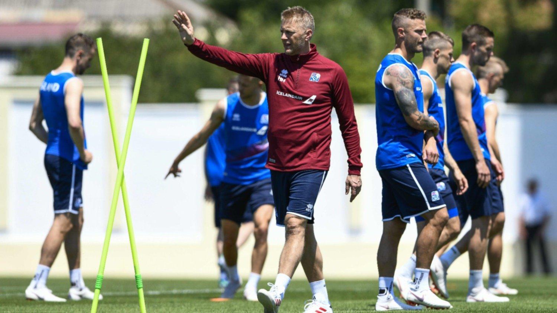 Las 10 frases: ¿qué dijo Sampaoli luego del empate con Islandia? - Deportes