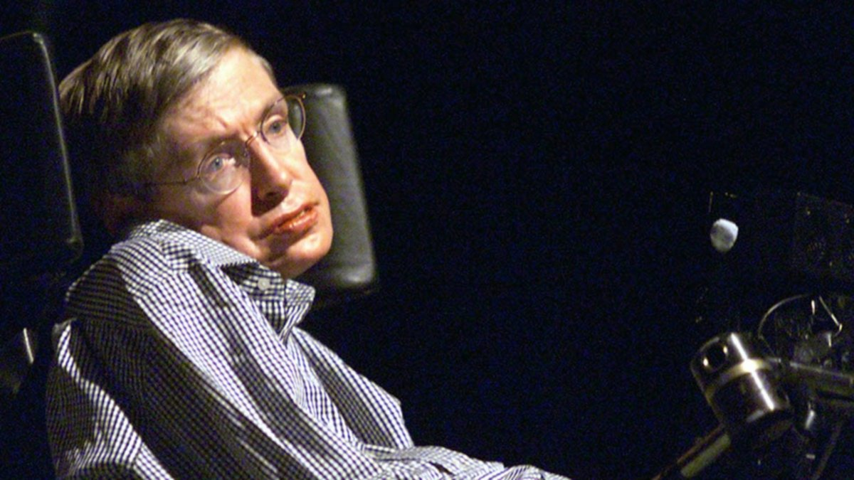 Envían un mensaje de Stephen Hawking al espacio