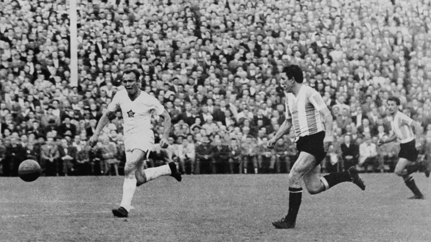 Argentina llegó a su cuarto partido sin ganar en un mundial