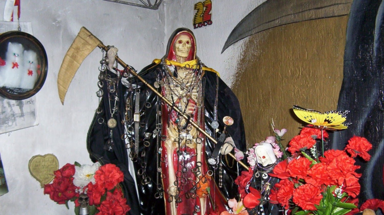 Pigüé: amenazas, ritossatánicos y silencio en nombre de San La Muerte