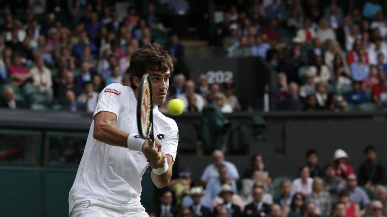 Pella salva el orgullo argentino en Wimbledon