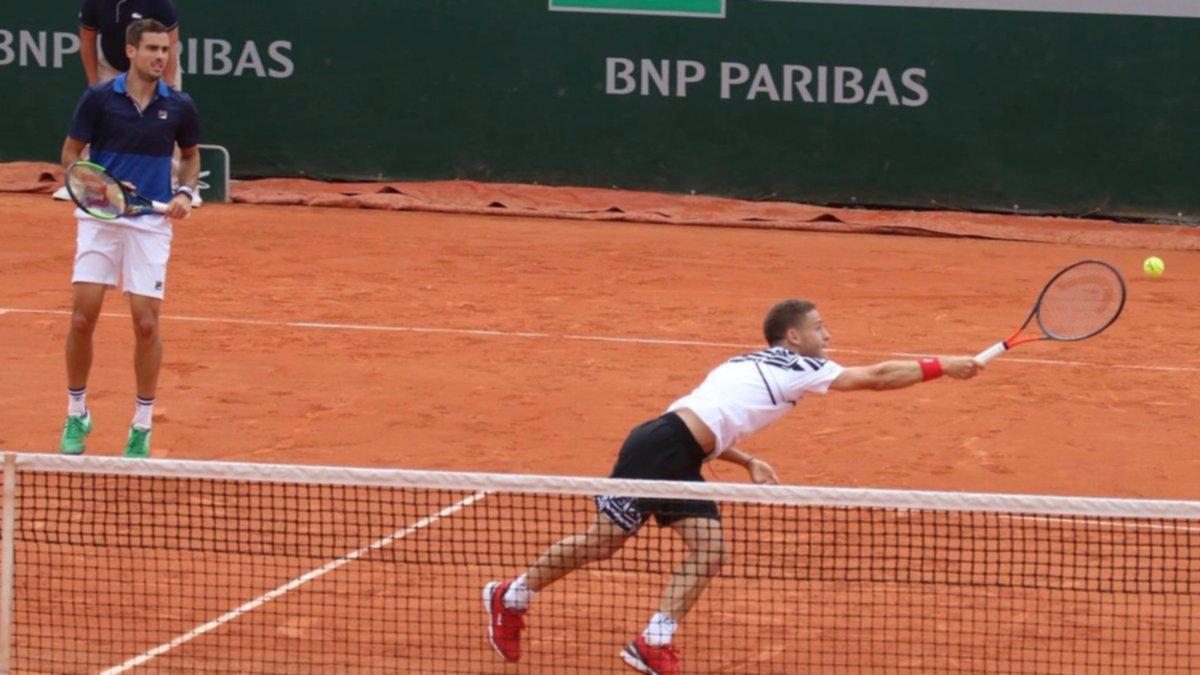¡Diego Schwartzman y Guido Pella, a semifinales de Roland Garros!
