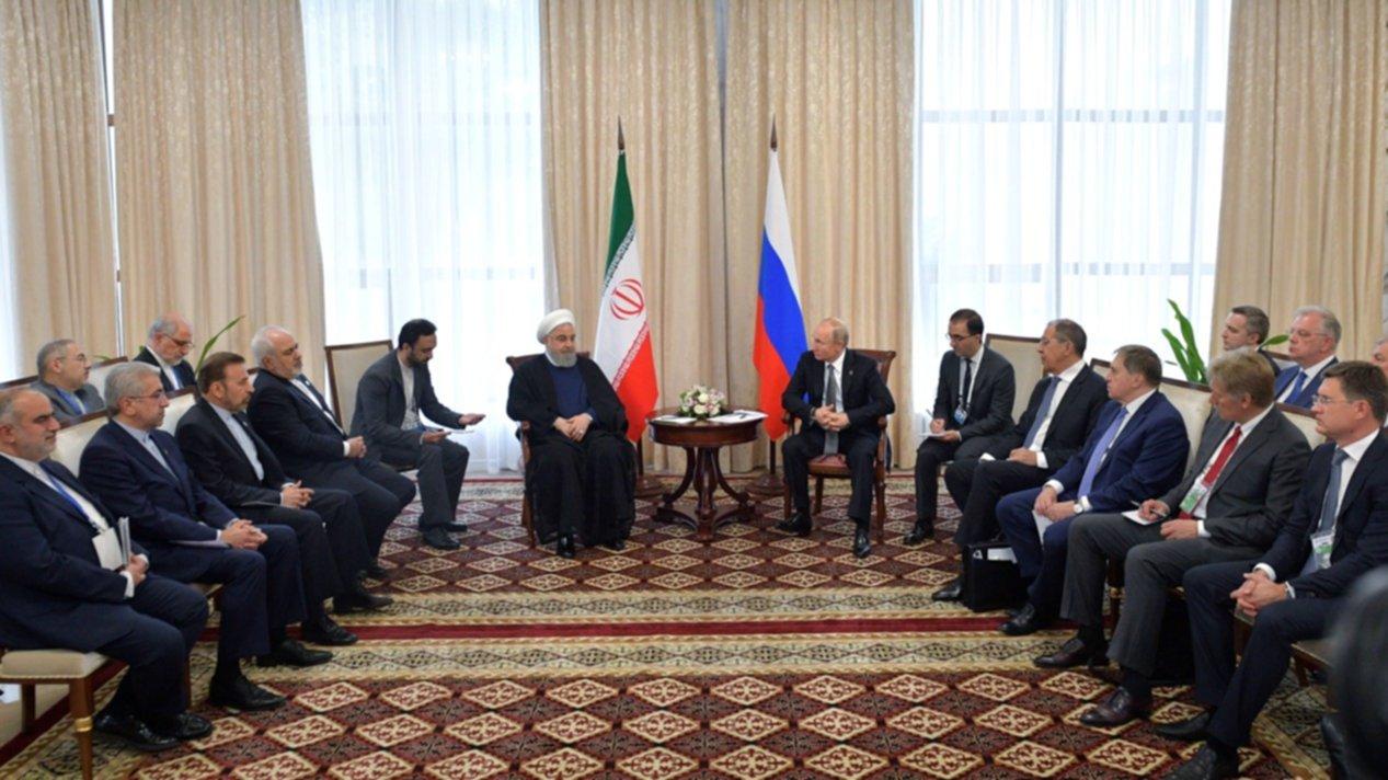 Irán advierte quebranto de acuerdo