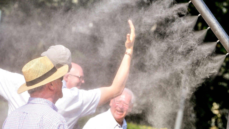 Francia declara alerta roja por ola de calor