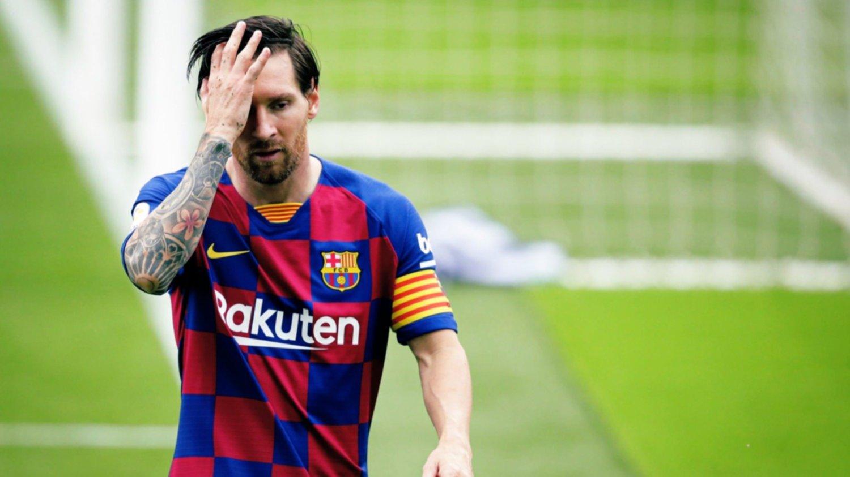 La increíble avivada de Messi en el gol de Luis Suárez