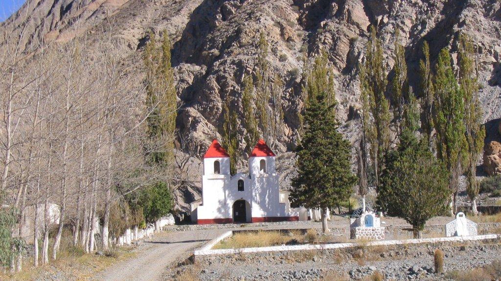 El Alfarcito, un paraje situado en las alturas de la Quebrada del Toro